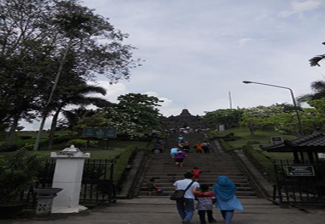 Turun drastis wisatawan ke Kebun Raya Cibodas