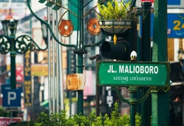 Molioboro Street