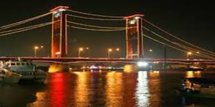 Jembatan Ampera, Golden Bridgenya Indonesia