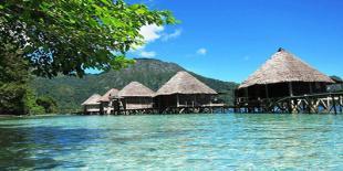 Morotai, Pulau Paling Utara Indonesia