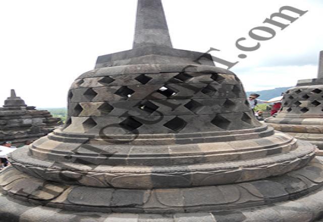 Kuota pengunjung Candi Borobudur naik?