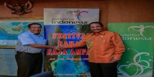 Festival Bahari Raja Ampat Siap Digelar Minggu Depan