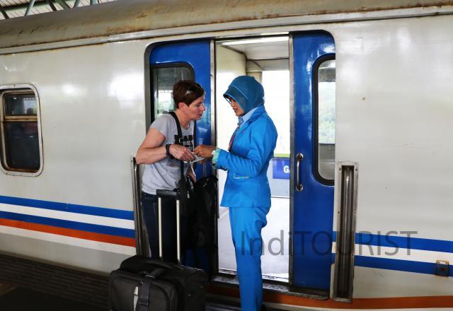 Ada 2500 an calon penumpang KA gunakan GeNose