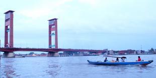 Wisata Palembang sepi, imbas tiket pesawat naik