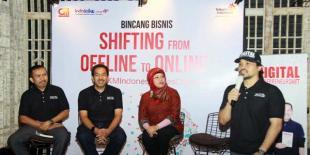 Telkom Siap Bangun Kampung Digital di Setiap Kabupaten