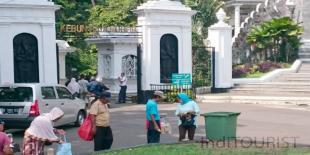Yeayy, sudah bisa wisata ke Kebun Raya Bogor