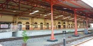 Stasiun dan Pelabuhan Cirebon Segera Terintegrasi