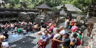 Tahun lalu wisman India ke Bali capai 243 ribuan