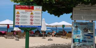 Wisatawan lokal sudah bisa kunjungi The Nusa Dua