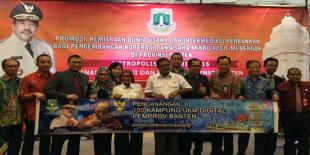 Telkom Digitalkan 20 Ribu UKM di Banten