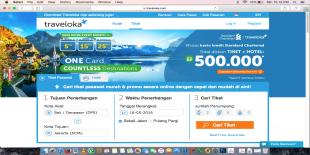 Traveloka Tawarkan Fitur Anyar Easy Reschedule