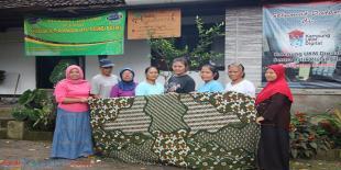 Di Sleman wartawan Kalimantan Utara belajar tata kelola desa wisata