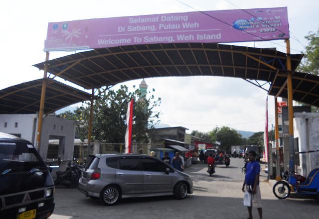 Ferry Sabang - Banda Aceh tambah frekuensi penyeberangan