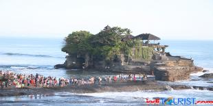 Terkait Cobid-19, Tanah Lot Tabanan gelar Festival Art and Food