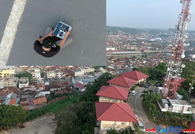 Sinyal Selular di Destinasi Wisata Lampung