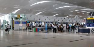 Pusat informasi turis di Kualanamu resmi dibuka