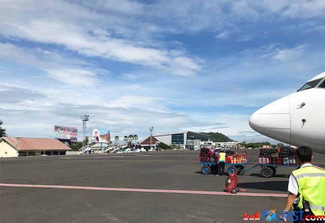 Yeay, Bandar Lampung Krui ada pesawat