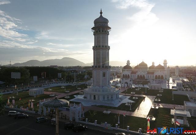 Wisata halal RI terdepan di dunia