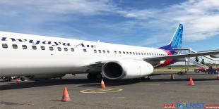 Ada fasilitas tes cepat bagi penumpang Sriwijaya Air Group