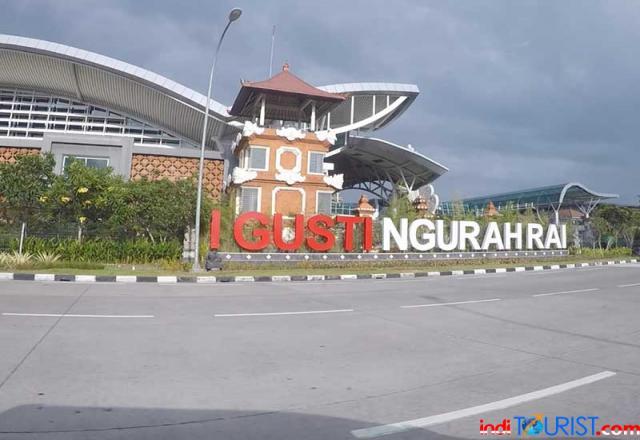 Naik 3 persen wisman ke Bali via bandara Ngurah Rai
