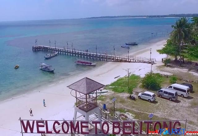Di Belitung, minat wisatawan Cina dan Korea Meningkat