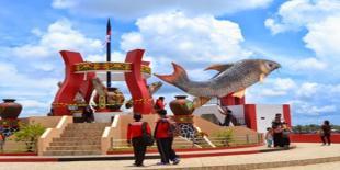 Kuliner tradisional salah satu destinasi wisata di Sampit
