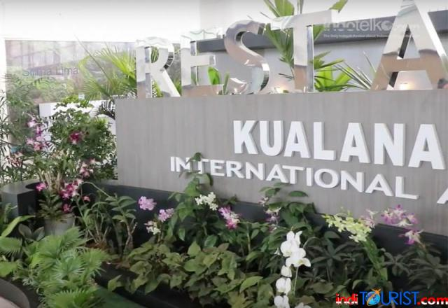 Penumpang dari Kualanamu ke luar negeri turun