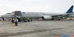Penumpang Garuda naik 50 persen imbas diskon