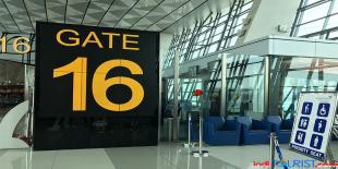 Perbaikan terminal 3 oleh AP II kelar