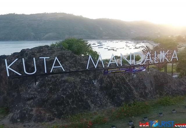 Pondok Wisata Mandalika dibangun dengan mitra SMF