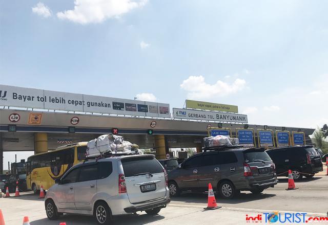 Ini dia tarif tol Gempol-Pasuruan