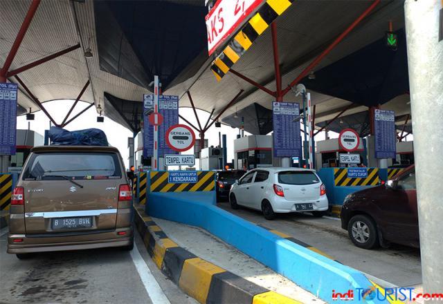Sekitar 153 ribuan kendaraan tinggalkan Jakarta libur Isra Miraj