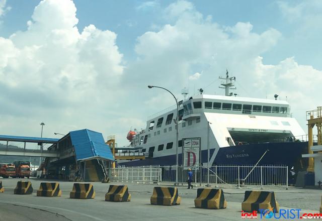 Kapal penumpang di Tanjungpinang beroperasi lagi