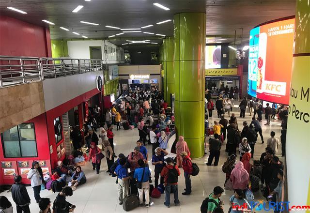 Sudah 12 persen lebih tiket KA terjual di Daop Madiun