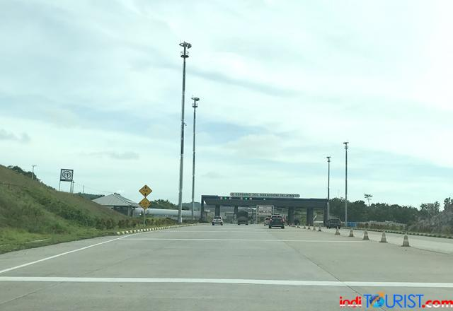 Besok tol Palembang - Kayu Agung dibuka
