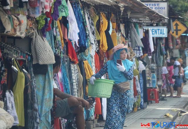 Pariwisata Bali turun akibat COVID-19