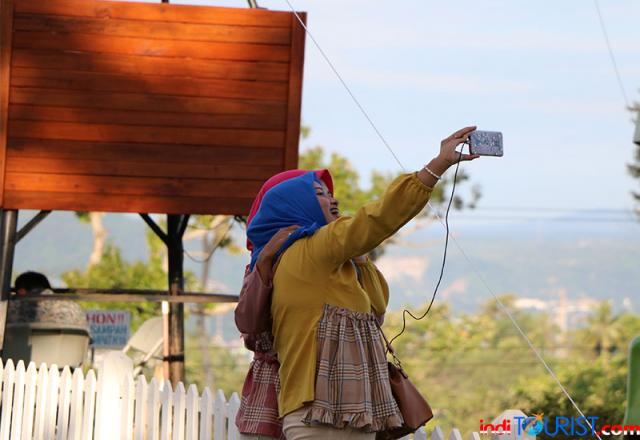 Pengembangan wisata Lampung, Polda siap ambil bagian