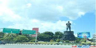 Wisata di Denpasar ditutup selama PPKM darurat