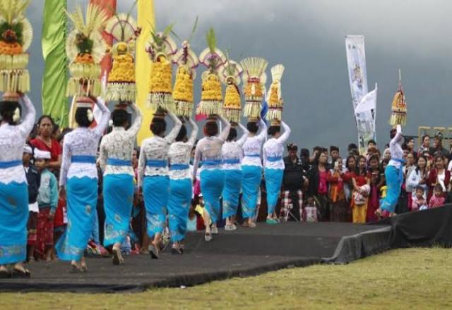 Festival Ulun Danu Beratan diapresiasi Kemenpar