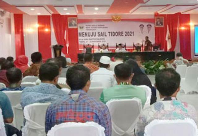 Songsong Sail Tidore 2021, Pemprop Malut gelar forum komunikasi