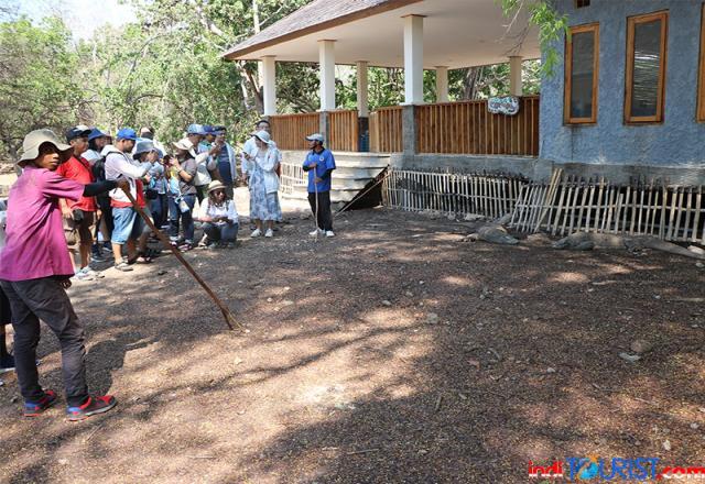 Turun drastis wisatawan ke Bajo
