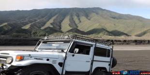 Protokol kesehatan ketat diterapkan di Gunung Bromo
