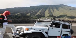 Selama sebulan penuh, Bromo bebas kendaraan bermotor