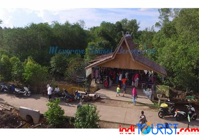 Mangrove sungai bersejarah