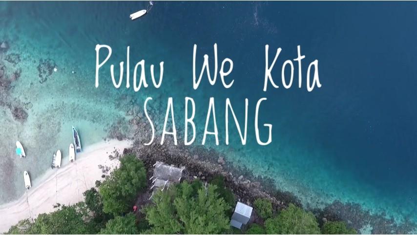 Pulau We, Kota Sabang Indahnya Wisata Alami
