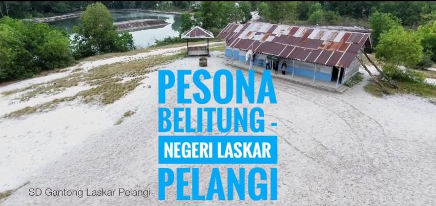 Pesona Belitung - negeri laskar pelangi